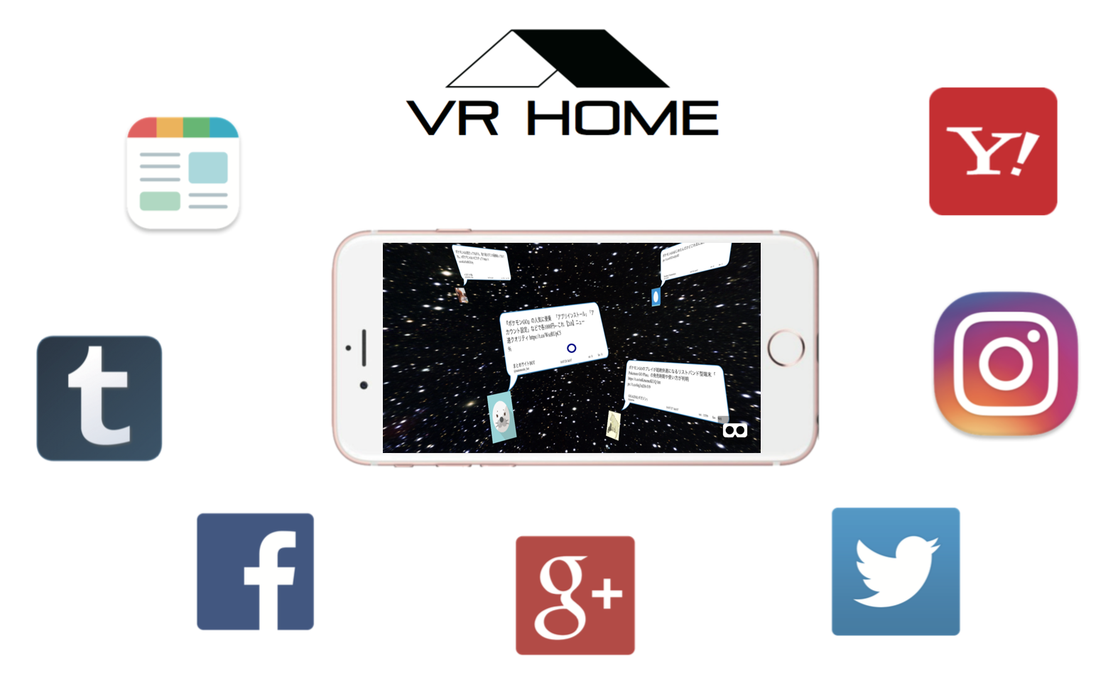 VR HOME BY A-FLAME