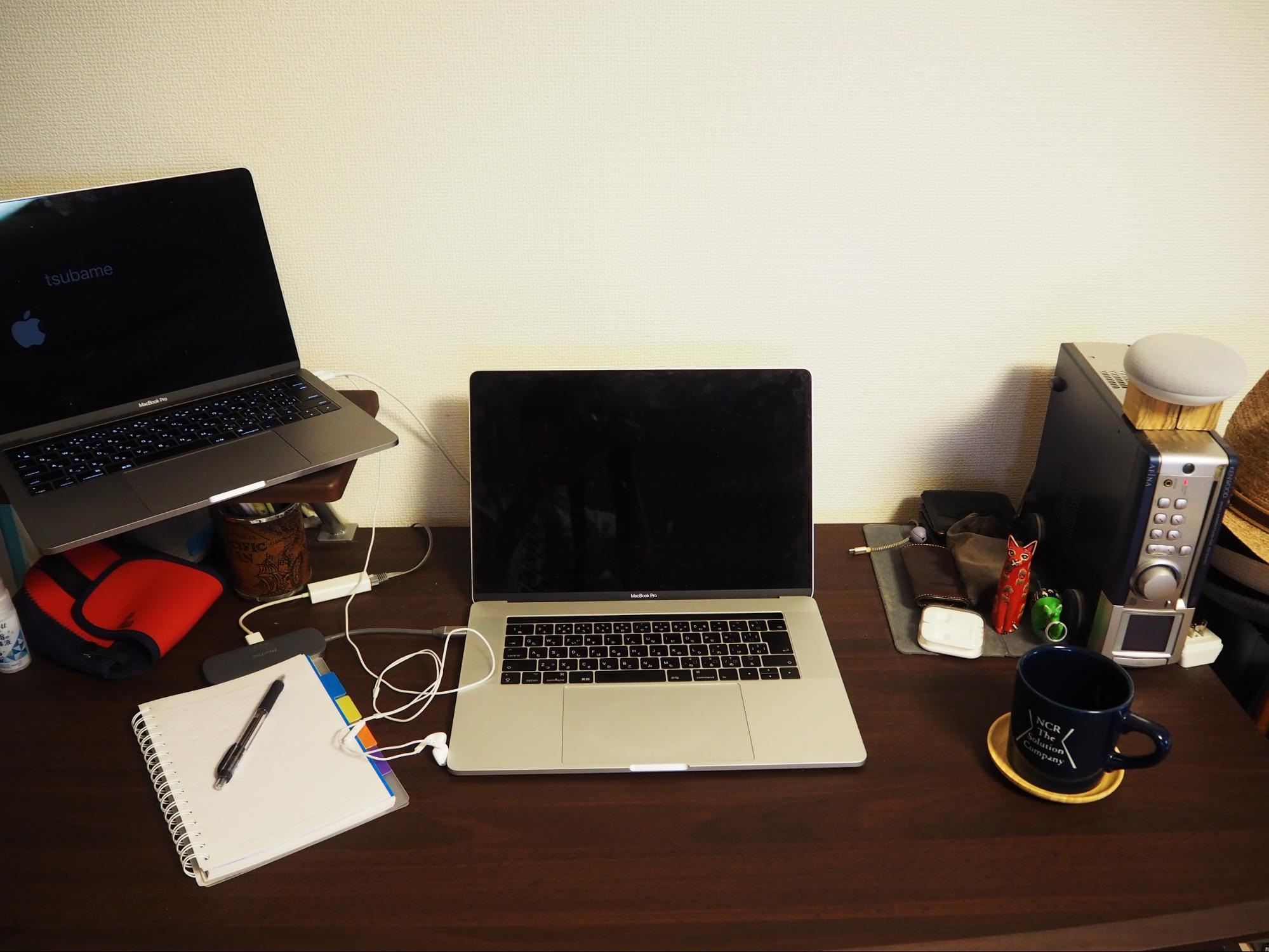 在宅勤務作業環境